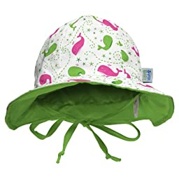 My Swim Baby Sun Hat, Wilma The Whale, Small