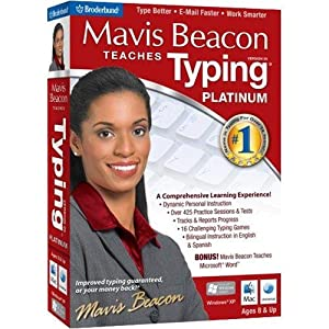 Amazon.com: Mavis Beacon Teaches Typing 20 Platinum