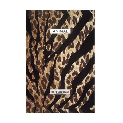 Animal: Dolce and Gabana (Hardback)