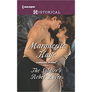 The Soldier's Rebel Lover by Marguerite Kaye