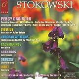 Grainger; Sibelius; Vaughan Williams - Orchestral Works