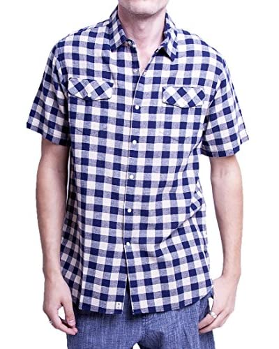 Micros Men's Ogden Short Sleeve Shirt