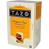 Does tazo chai tea have caffeine