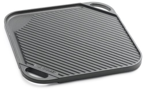 Le Creuset Square Reversible Grill/Griddle