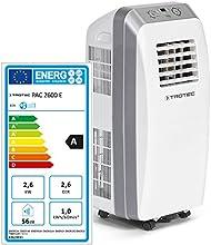 TROTEC Climatiseur monobloc PAC 2600 E 2,6 kW (9.000 Btu)