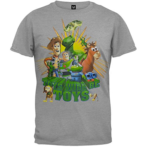 Toy Story - Toys Will Be Toys Youth T-Shirt