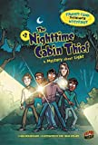 The Nighttime Cabin Thief: A Mystery About Light (Summer Camp Science Mysteries)