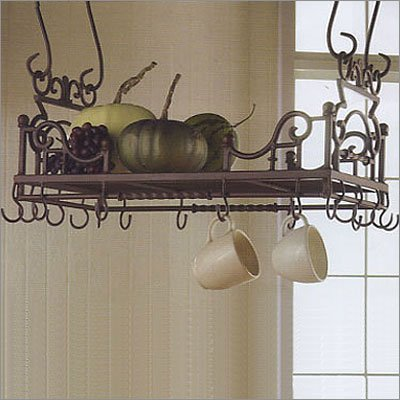 Cheap Bago Luma Legacy Pot Rack & Accessories WKR032 & Accessories (WKR032 & Accessories)