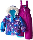 ZeroXposur Little Girls' Marcy Snowsuit Set