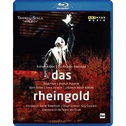 Wagner: Das Rheingold [Blu-ray]
