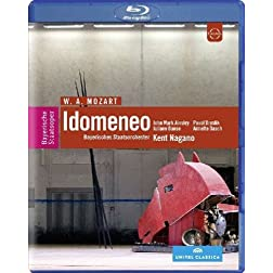 Mozart: Idomeneo [Blu-ray]