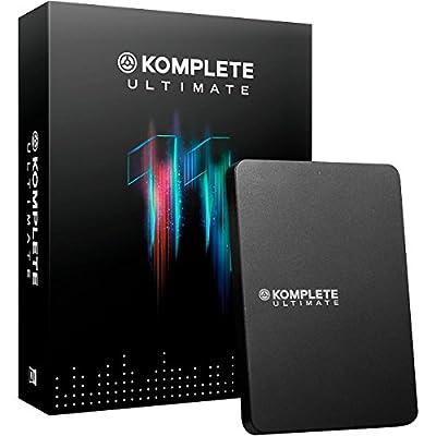 Native Instruments KOMPLETE 11 ULTIMATE Upgrade from KOMPLETE 8-11 from Native Instruments