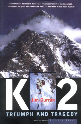 K2: Triumph and Tragedy Book Cover