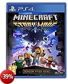 Warner Bros Minecraft: Story Mode, PS4 [Edizione: Regno Unito]