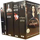Twilight Pack, 5 books, RRP £36.95 (Breaking Dawn; Short Second Life Of BreeTanner; Eclipse; New Moon; Twilight).