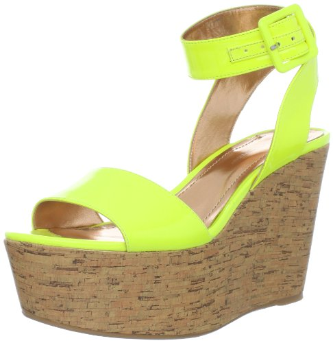 BCBGeneration Womens Lee Ankle Strap Sandal