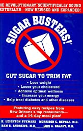 Sugar Busters!  Cut Sugar to Trim Fat