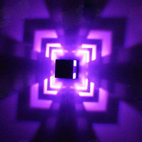 Gala 1 Luce parete levigata applique plafoniera con Paralume Decor illuminazione,Bianco,S:15X47CMGala 1 Luce parete levigata applique plafoniera con Paralume Decor illuminazione,Bianco,S:15X47CM