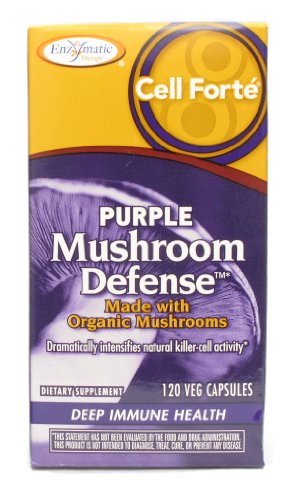 Purple Mushroom Defense - Enzymatic Therapy Inc. - 120 - Capsule