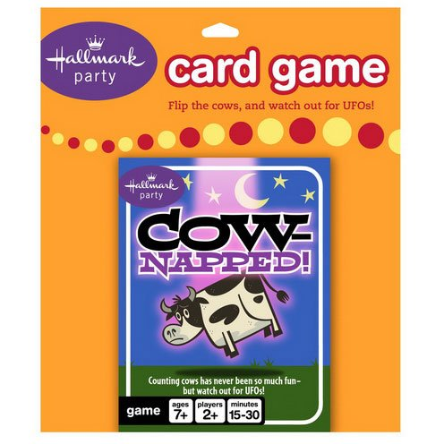 Cow Napped! Card Game Party Accessory