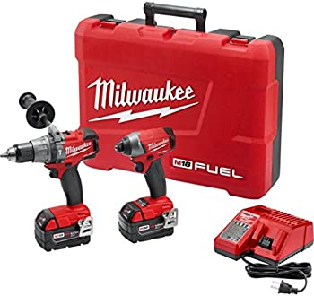 Milwaukee M18 Fuel Brushless Hammer Combo Kit
