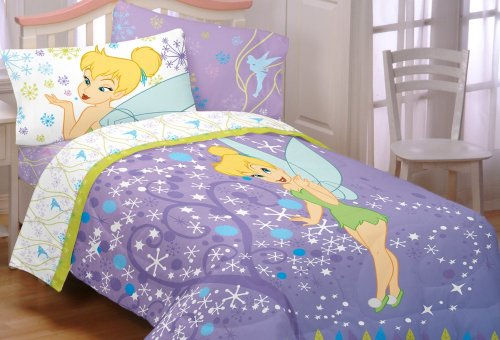Tinkerbell Pixie Power Sheet Set