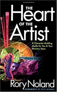 "Cover of ""The Heart of the Artist"""