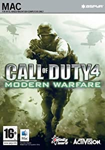 Call of Duty 4 Modern Warfare [Mac Online Code]