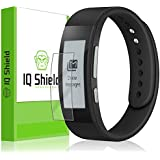 IQ Shield LiQuidSkin [6 Pack] - Sony SmartBand Talk SWR30 Screen Protector with Lifetime Replacement Warranty - High Definition (HD) Ultra Clear Smart Film - Premium Protective Screen Guard - Extremely Smooth / Self-Healing / Bubble-Free Shield - Kit comes in Frustration-Free Retail Packaging