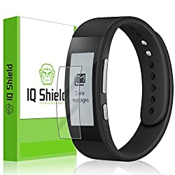 IQ Shield LiQuidSkin [6 Pack] - Sony SmartBand Talk SWR30 Screen Protector with Lifetime Replacement Warranty - High Definition (HD) Ultra Clear Smart Film - Premium Protective Screen Guard - Extremely Smooth / Self-Healing /
