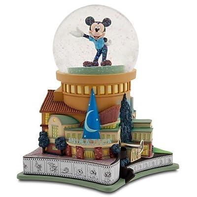 Disney D23 Membership Exclusive Walt Studios Snowglobe
