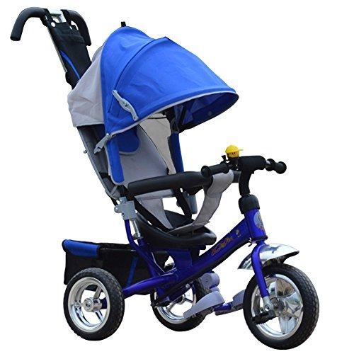 OLizee-Multifunctional-Baby-Kids-Tricycle-Stroller-Trike-Bike-Toddler-Ride-On-Tricycle