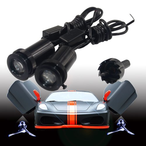Beautiful Special Cool 3D Film Slim Sexy Girl Car Door Led Welcome Courtesy Shadow Logo Light Led Projection Ghost Lights Lamp Projector Lighting (One Pair)--Custom Made Lights--Unique In Market