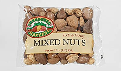 In Shell Deluxe Mixed Nuts - 24/16 oz. Bags by Western Mixers