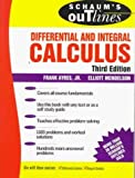 img - for Schaum's Outline of Theory and Problems of Differential and Integral Calculus (Schaums Outline Series) by Frank Ayres (1990-06-30) book / textbook / text book