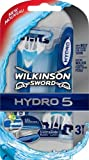 Wilkinson Hydro 5 Rasoirs Jetables x3