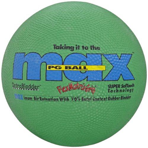 SportimeMax Playground Balls - 8 1/2 inch - Green - 1