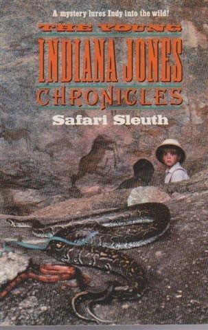 safari-sleuth-book-tv-3-the-young-indiana-jones-chronicles-tv-3-by-peter-lerangis-1992-05-26