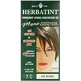 Herbatint 7C Ash Blonde Permanent Herbal Hair Colour Gel 135ml