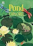 Pond Explorer: Nature Sticker & Activity Book