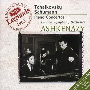 Tchaikovsky: Piano Concerto No.1 / Schumann: Piano Concerto