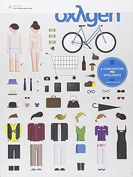 Cover Oxygen. La scienza per tutti. Ediz. italiana e inglese: 15