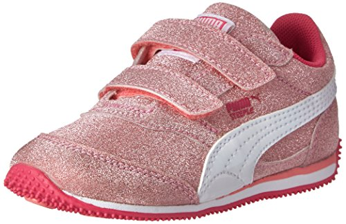 PUMA Steeple Glitz AOG V Kids Classic Sneaker (Infant/Toddler/Little Kid/Big Kid)