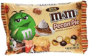 Amazon.com : M&M's Pecan Pie Limited Edition Fall Milk Chocolate 9.90...