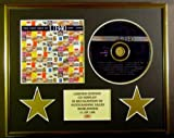 UB40/CD DISPLAY/LIMITED EDITION/COA/THE VERY BEST OF UB40 1980 - 2000