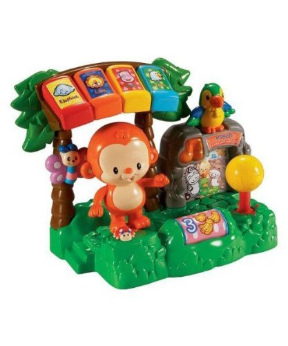 Vtech Learn And Dance Interactive Zoo front-953512