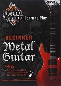 House of Blues Beginner, Metal Guitar