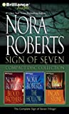 Nora Roberts Nora Roberts Sign of Seven: Blood Brothers, the Hollow, the Pagan Stone