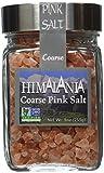 Himalania Pink Salt, Gls Jar, Coarse, 9-Ounce