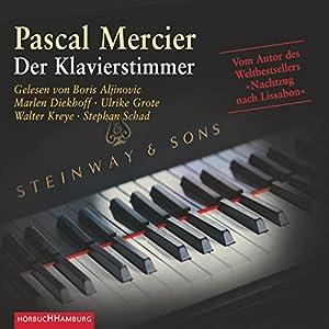 Der Klavierstimmer Hörbuch